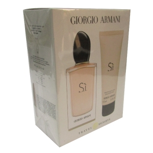 1f02c0816 Kit Si Eau de Parfum Giorgio Armani - Perfume Feminino 100ml + Body Lotion  75ml Set