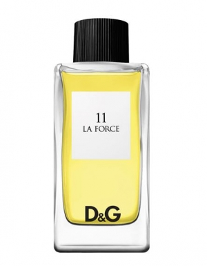 D&G 11 LA FORCE EDT Spray For Women 100ml (3.4oz)